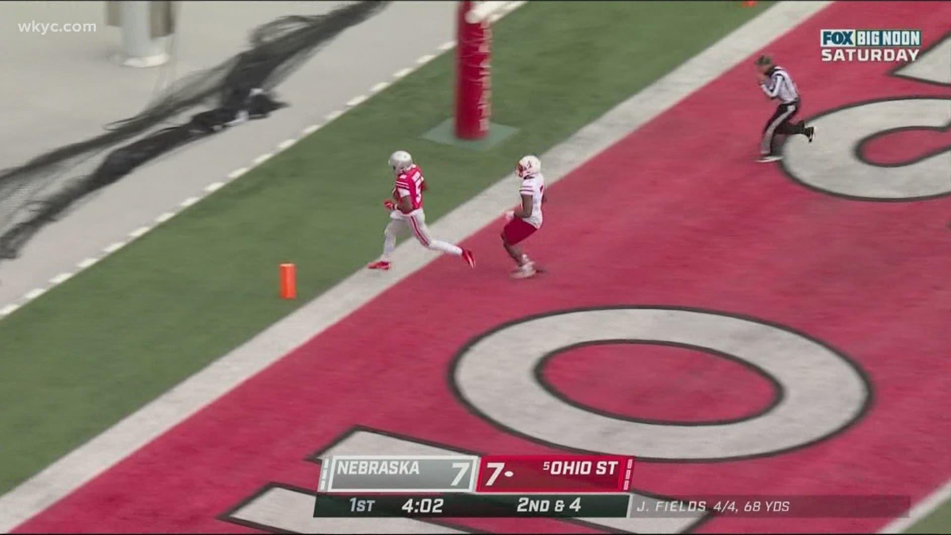 Ohio State dominates Nebraska in season opener | wkyc.com