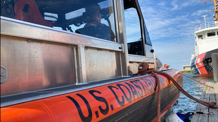 Coast Guard rescues two kids, older man from Lake Erie at Euclid Beach Park