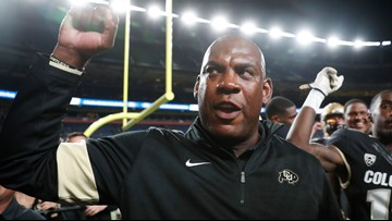 Cleveland Heights native Mel Tucker wins 1st game as Colorado head football coach