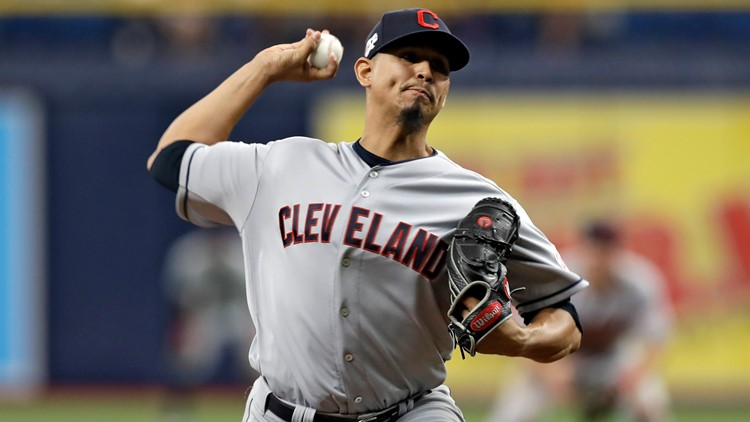 Carlos Carrasco named MLB AL Comeback Player of the Year