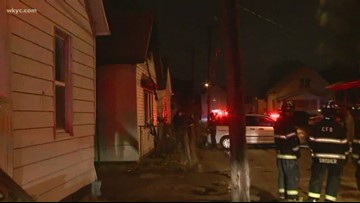 Woman killed in Sunday Morning fire on Cleveland's West Side