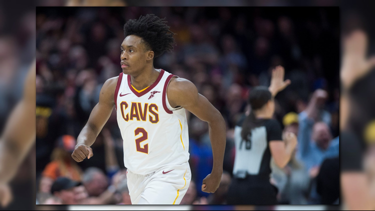 WATCH | Cleveland Cavaliers G Collin Sexton sets team rookie record of 7th straight game with at least 23 points