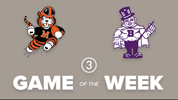 Terrance Keyes Jr & Massillon run away from Barberton 49-24 in WKYC.com High School Football Game of the Week