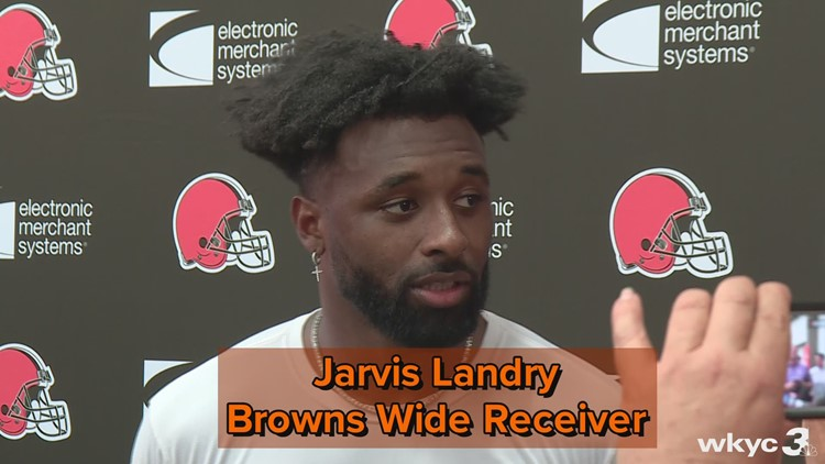 Jarvis Landry: My goal remains to 'win a championship' with Cleveland Browns