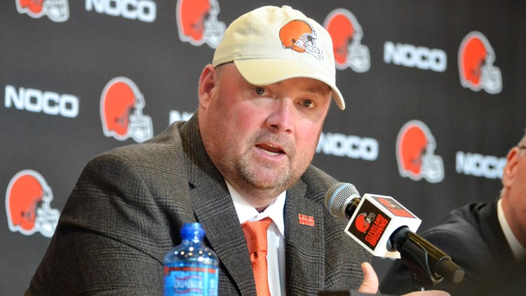 New Cleveland Browns coach Freddie Kitchens adds 7 assistants to staff