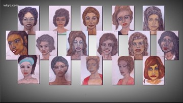 FBI releases Lorain serial killer's sketches in search of victim IDs