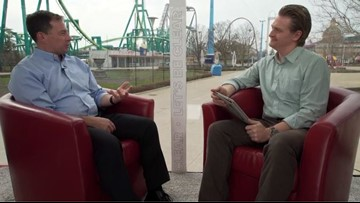 Let's Be Clear: An open conversation with Cedar Point GM Jason McClure