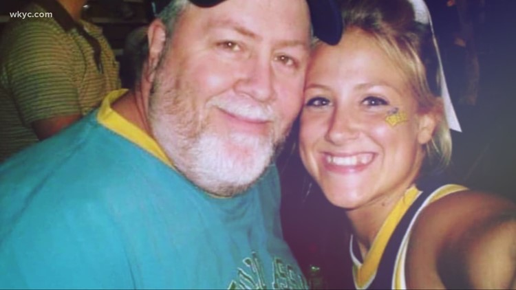 Comedian Mary Santora reflects on the loss of her dad Tony