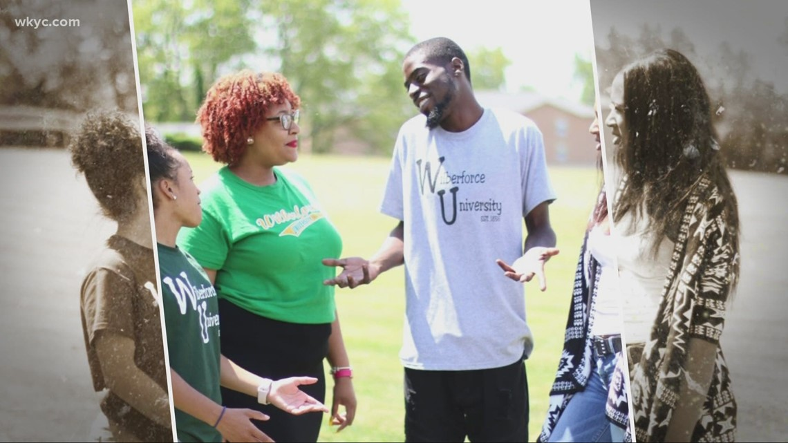 Ohio is home to the nation's first private Black  college