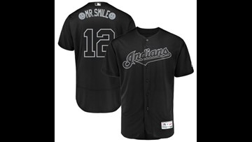 release date: 72c96 8b7d0 Cleveland Indians to wear all-black uniforms for 2019 MLB ...