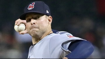 Report: Padres pursuing Indians SP Corey Kluber to flip him to third team