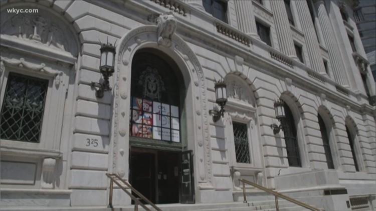 Cleveland Public Library celebrating 150 years
