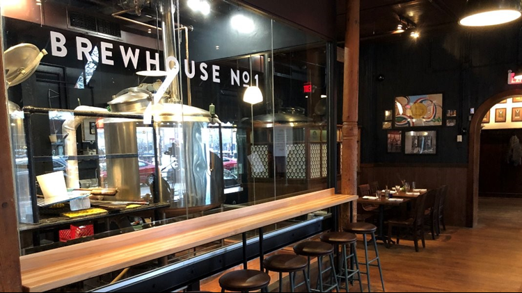 PHOTOS: First look inside Great Lakes Brewing Company's new Brewhouse and Beer Garden