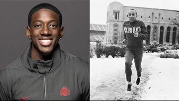 Ohio State sprinter breaks Olympic legend Jesse Owens' 100-meter dash school record