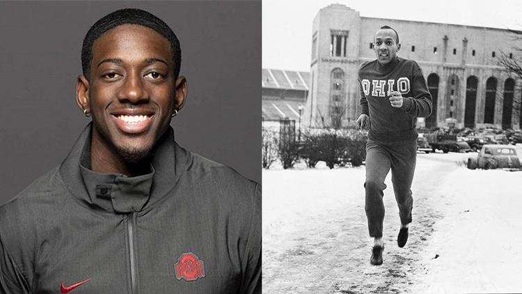 Ohio State sprinter breaks Olympic legend Jesse Owens' 100-meter