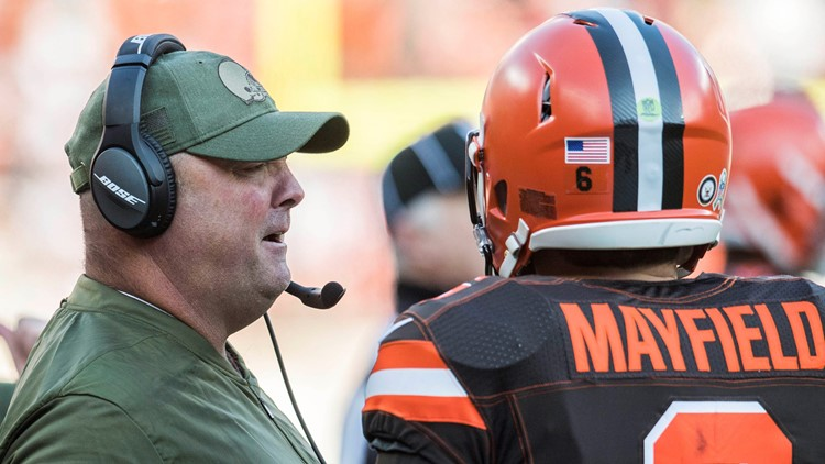 Freddie Kitchens not concerned about Baker Mayfield's maturity level