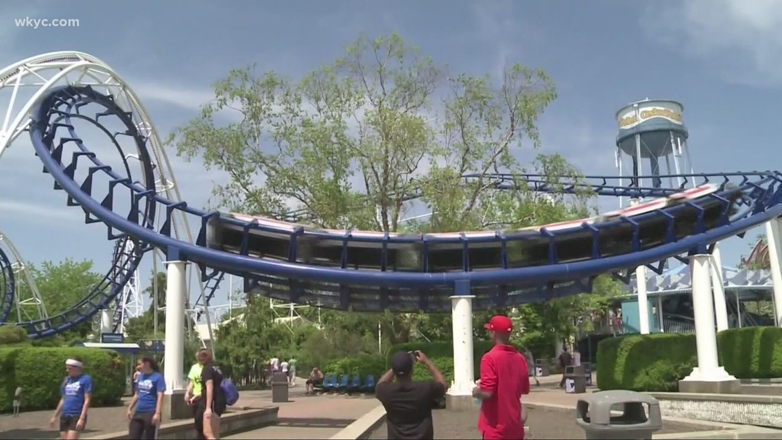 Cedar Point announces required reservations when the park opens in May