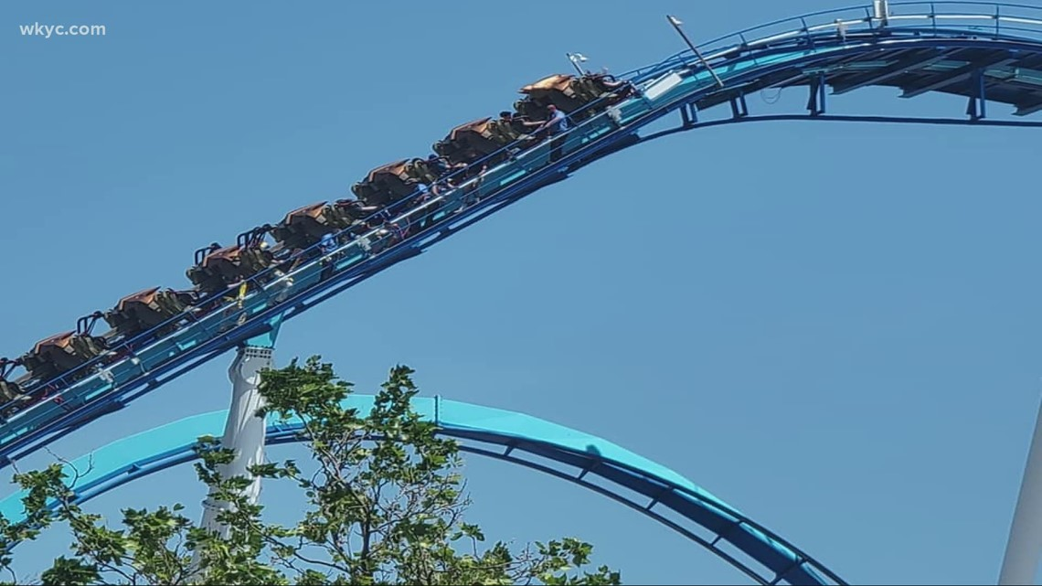 Clicking in Cleveland: Cedar Point ride break down explained and Johnny Manziel pursuing golf