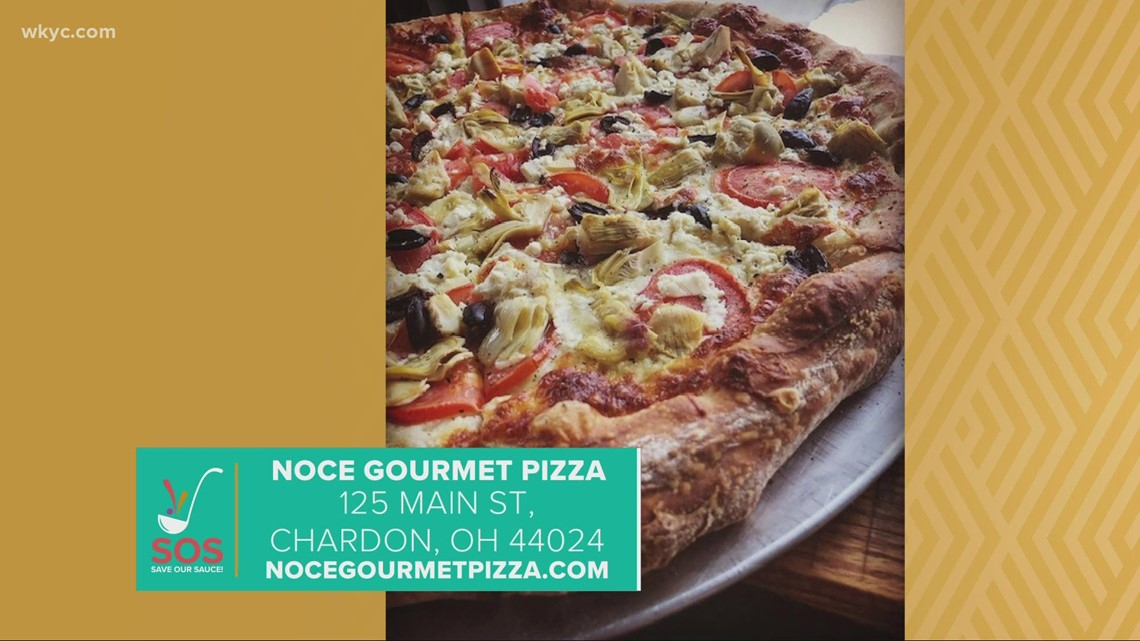 Save Our Sauce: Noce Gourmet Pizza in Chardon