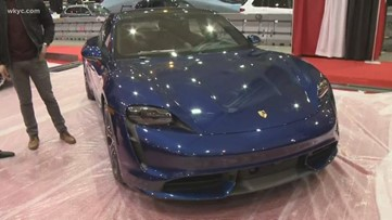 Millionaire's Row at the Cleveland Auto Show: The expensive vehicles we all dream of owning