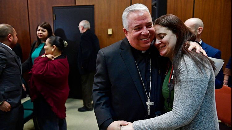 'You will be missed': Clevelanders send best wishes to Bishop Nelson Perez as he prepares to leave for Philadelphia