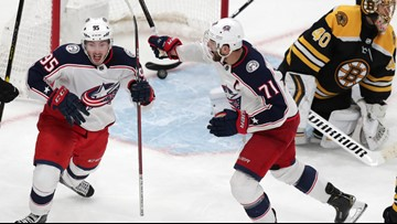 Blue Jackets looking for players who want to be in Columbus