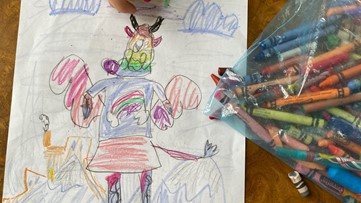 Mom Squad: Kids being monsters? Turn it into creative writing