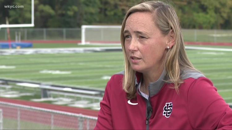 Meet the only female Mental Toughness coach in Ohio high school football