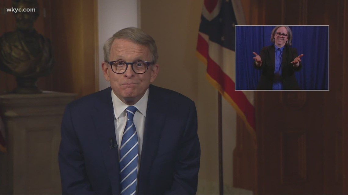 Examining Ohio Gov. Mike DeWine's plan to lift COVID-19 health orders: Putting the numbers in context
