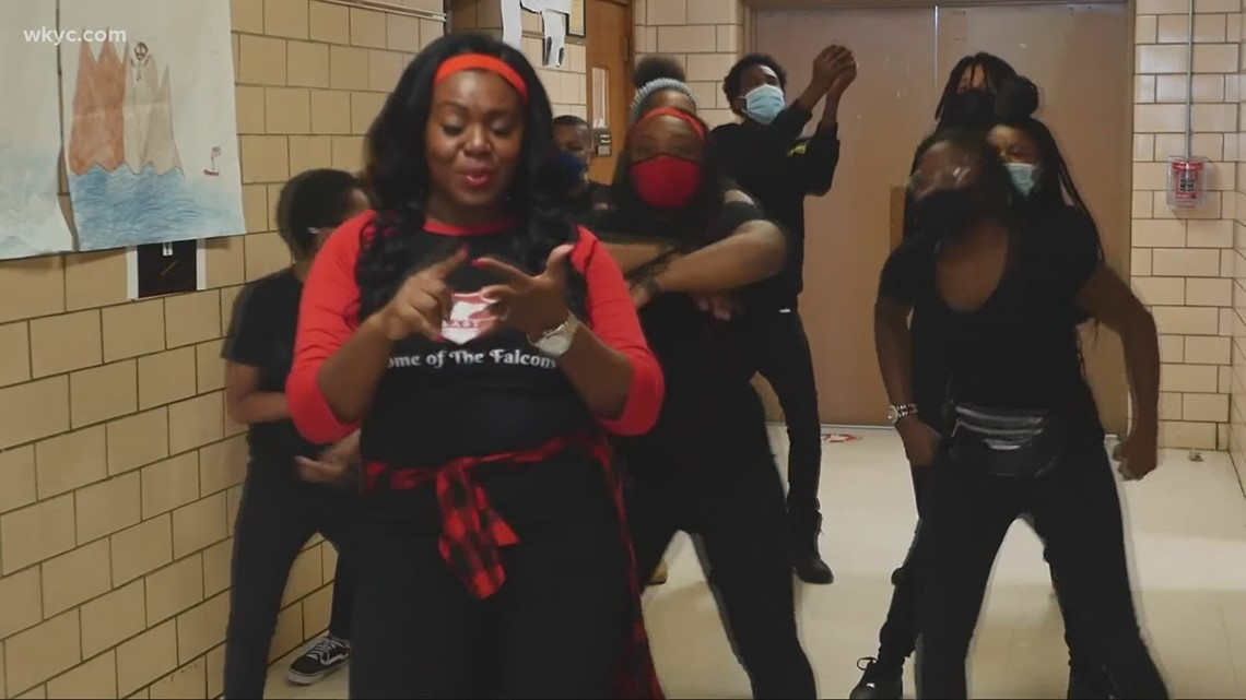 East Academy unleashes 'Back to School Anthem' music video to help welcome Ohio students back to the classroom