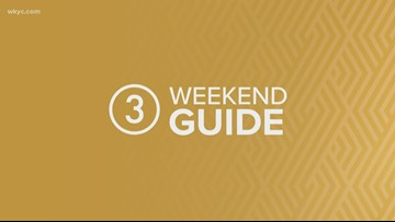 What's happening around the CLE this weekend?