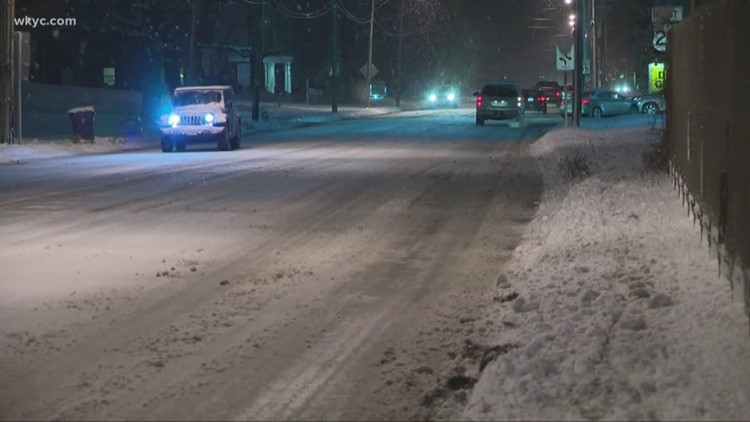 Winter Weather Advisory for Lake and Ashtabula Counties canceled hours early