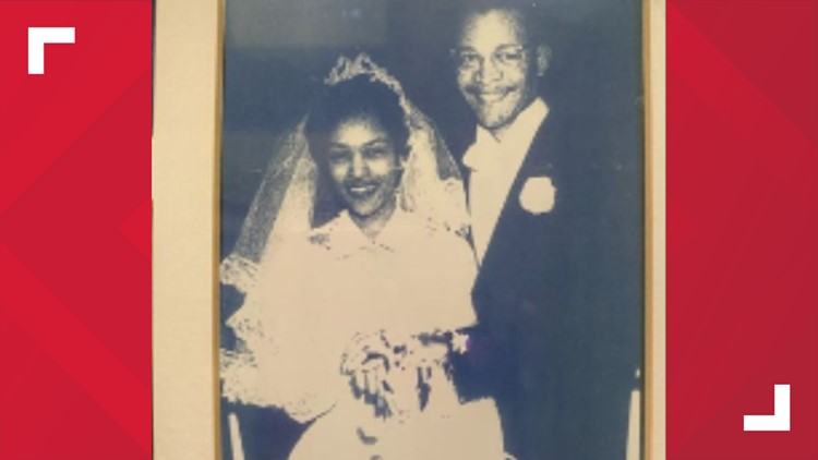 67 roses: The love story of Robert and Harriet Banks