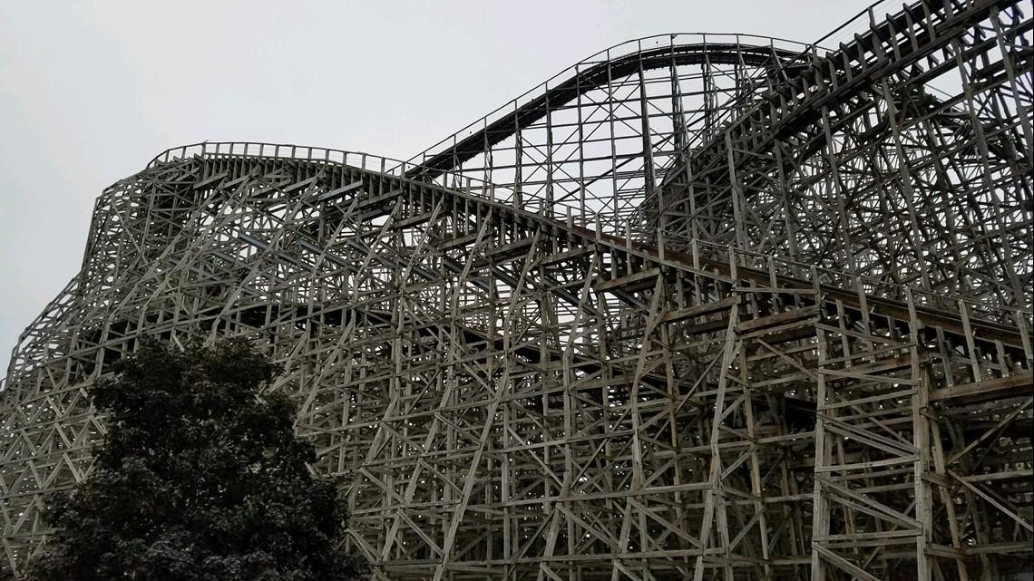 Photos Mean Streak At Cedar Point Wkyccom