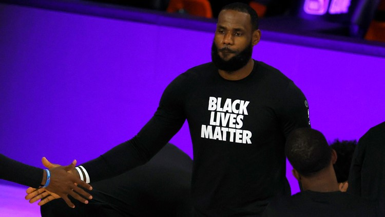 National Fraternal of Police criticizes LeBron James' tweet calling for accountability for Ma'Khia Bryant's death