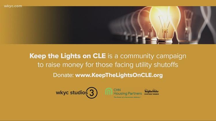 'Keep The Lights On': WKYC Studios campaign raises $30,000 for those facing utility shutoffs