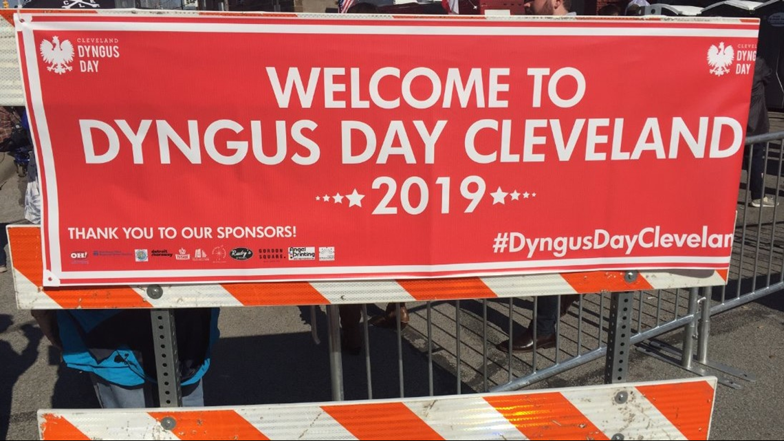 PHOTOS | Highlights from Dyngus Day Cleveland 2019