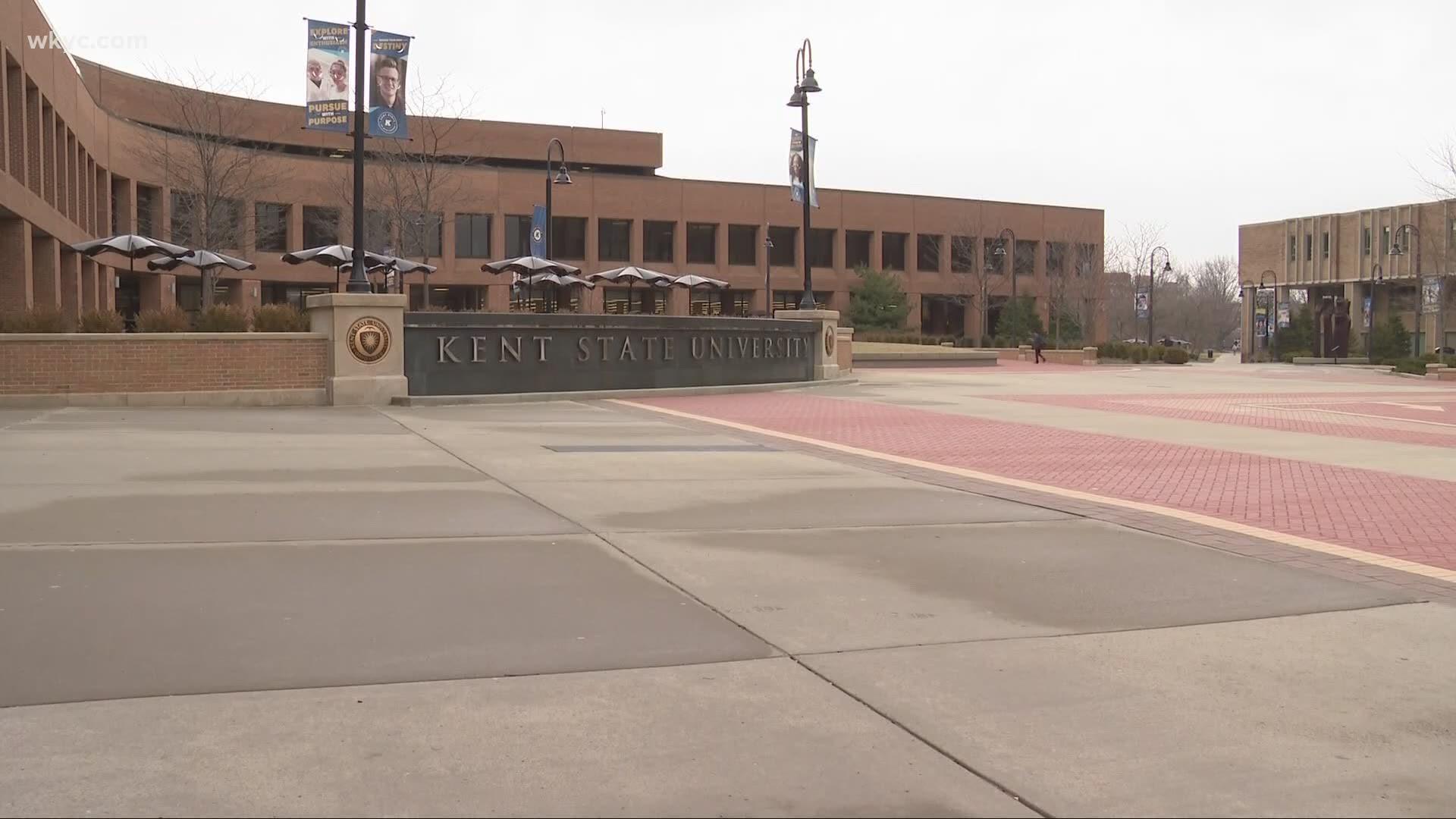 Kent State announces plans for Fall Semester return, eliminates