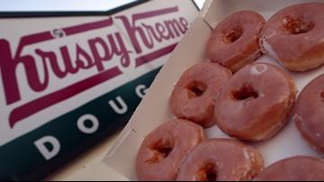 Day of the Dozens | Krispy Kreme offering a dozen donuts for $1 Dec. 12