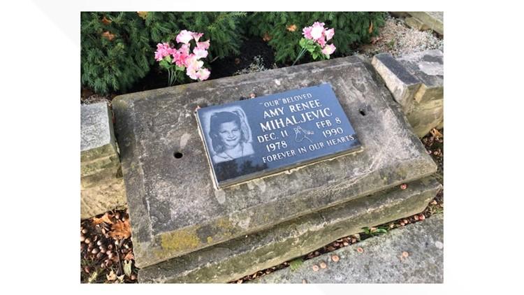 Amy Mihaljevic memorial