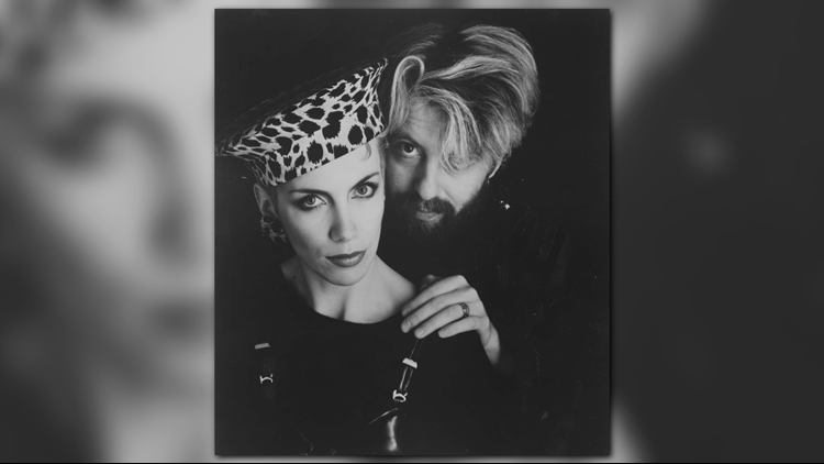 Eurythmics.