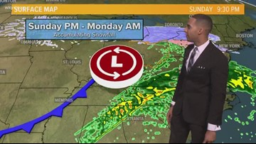 FORECAST | Snow Returns This Weekend