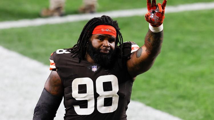 Cleveland Browns release DT Sheldon Richardson