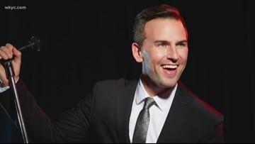 Broadway star Daniel Reichard returns to Northeast Ohio to raise money for old school