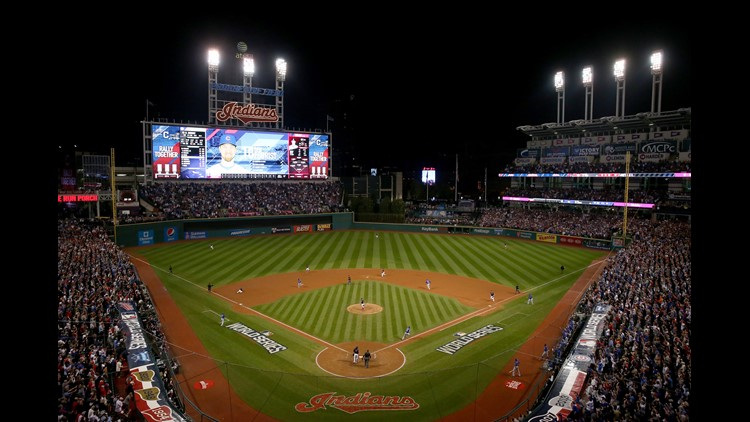 Cleveland Indians to h...