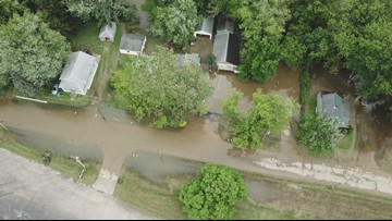A week of flooding in cities south of Akron, likely more on the way