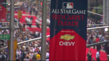 2019 MLB All-Star Game parade in Cleveland: Jim Thome and Sandy Alomar Jr. named Grand Marshals