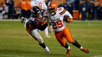 Report: Cleveland Browns RB Duke Johnson Jr. signs with Rosenhaus Sports