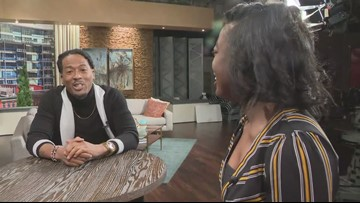 'The Voice' star Franc West chats with WKYC's Kierra Cotton