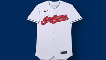 First look: Cleveland Indians' new Nike jersey